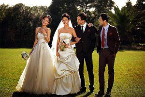 大陸新娘父母來臺參加婚禮